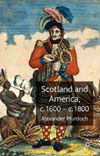 Book cover: Scotland and America