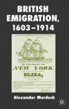 Book cover: British Emigration