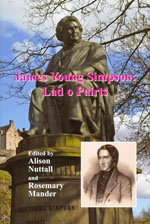 Book cover: James Young Simpson: Lad of Pairts