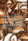 Book cover: Community Empire and Migration
