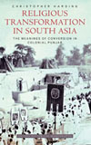 Book cover: Religious Transformation in South Asia