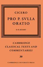 Book Cover: Cicero