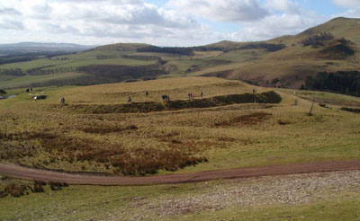 Castle Law hillfort