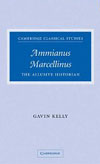 Book cover: Ammianus Marcellinus: The Allusive Historian