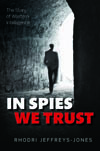 Book cover: In Spies we trust