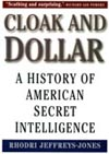 Book cover: Cloak and Dollar