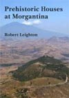 Book cover: Prehistoric Houses at Morgantina
