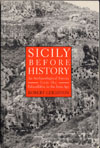 Book cover: Sicily before History