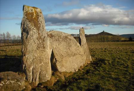 Stone circule