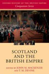 Book cover: Scotland and the British Empire