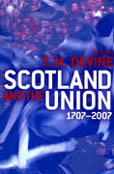 Book cover: Scotland and the Union