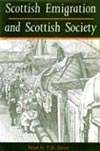 Book cover: Scottish Emigration and Scottish Society