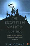 Book cover: The Scottish Nation