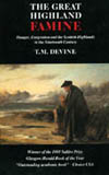 Book cover: The Great Highland Famine