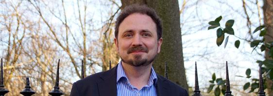 Photo of Gavin Kelly