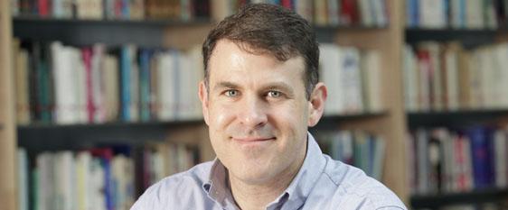Photo of David Silkenat