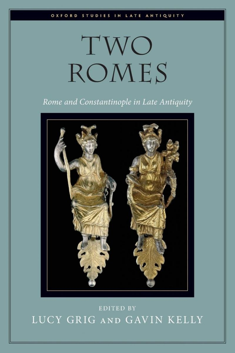 Book cover: Two ROmes