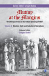 Book cover: Mutiny on the Margins- volume 5