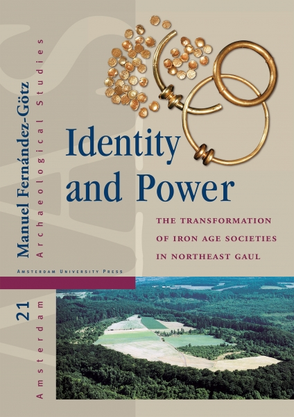Book cover: Identity and Power