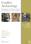 Book cover: Conflict Archaeology