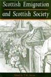 Book cover: Scottish Emigration and Scottish Society