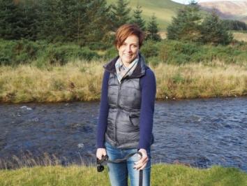 Photo of Julie Gibbings