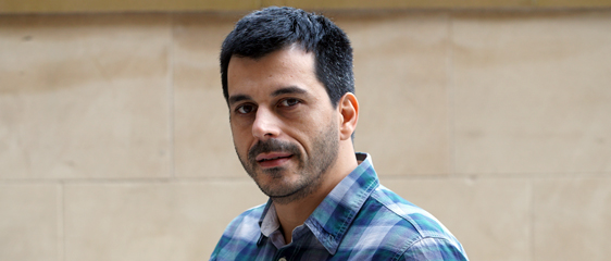 Photo of Yannis Stouraitis