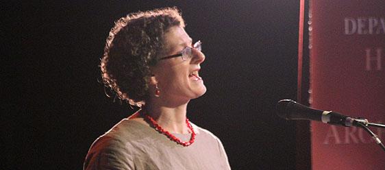 Photo of Diana Paton