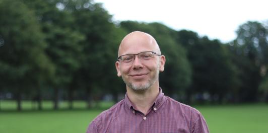 Photo of Niels Gaul